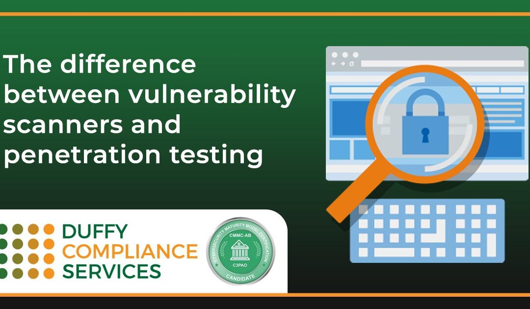 The difference between vulnerability scanners and penetration testing